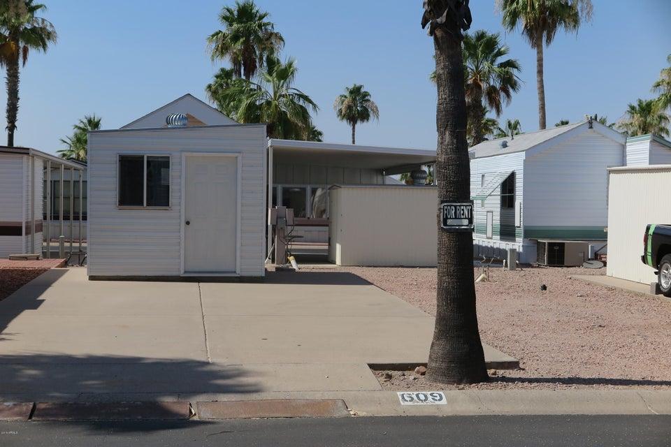3710 S GOLDFIELD Road Lot 609, Apache Junction, AZ 85119