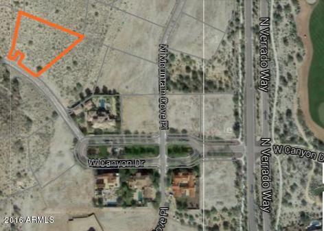 21098 W CANYON Drive Lot 53, Buckeye, AZ 85396