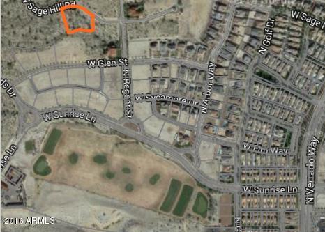 21385 W SAGE HILL Road Lot 540, Buckeye, AZ 85396