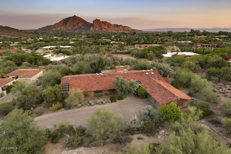 Single Family Home for Sale at 4701 E Sparkling Lane Paradise Valley, Arizona,85253 United States