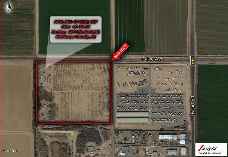 13487 W Olive Avenue, El Mirage, AZ 85335