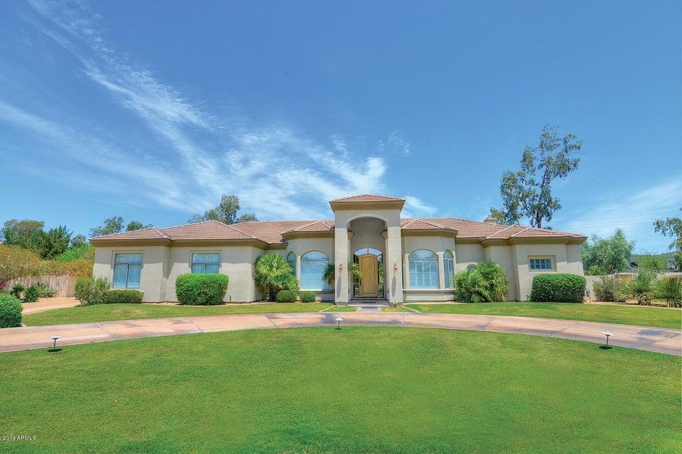 5020 E Cannon Drive, Paradise Valley, AZ 85253