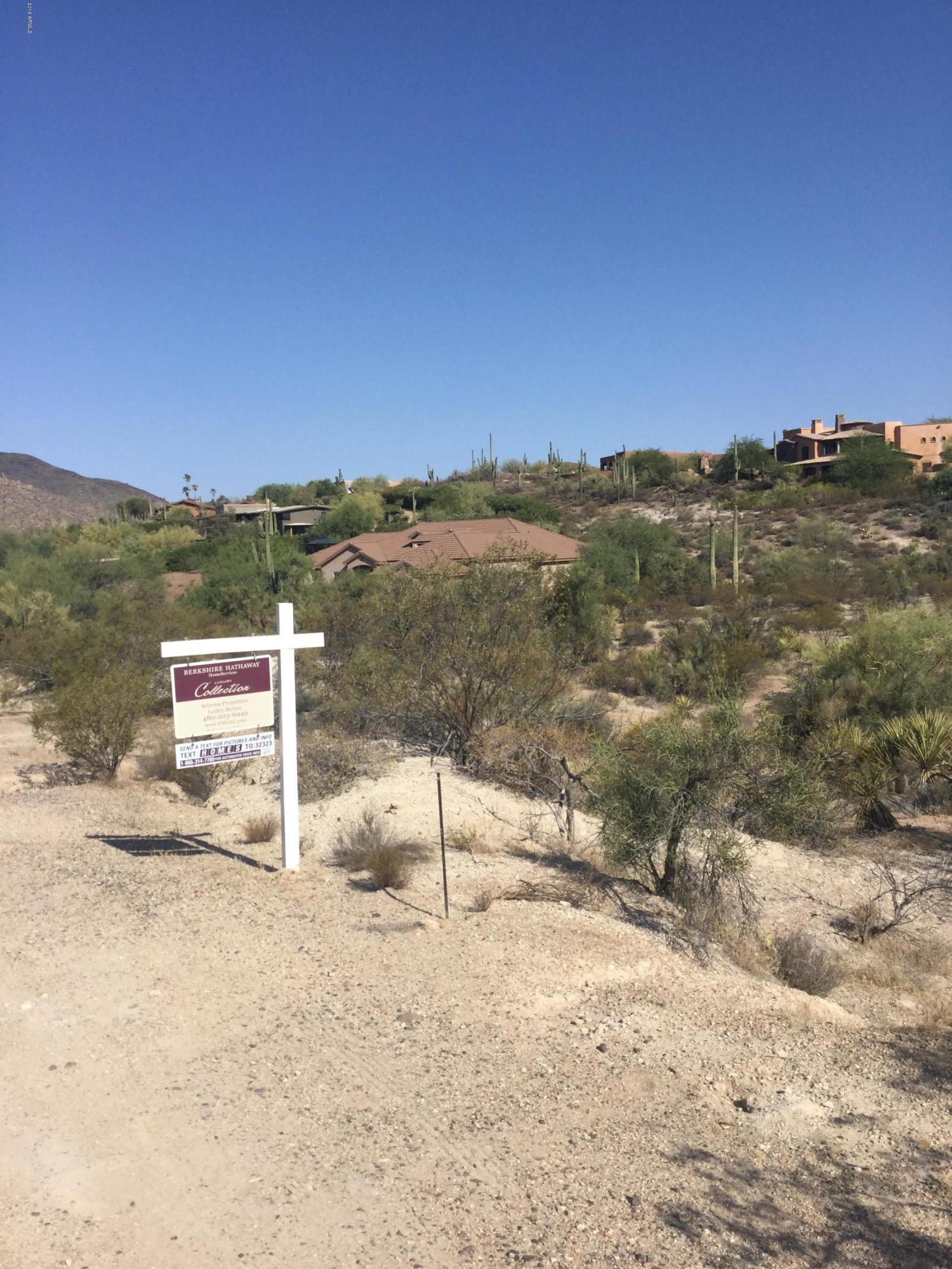 7890 E STAGECOACH PASS Road Lot 148, Carefree, AZ 85377