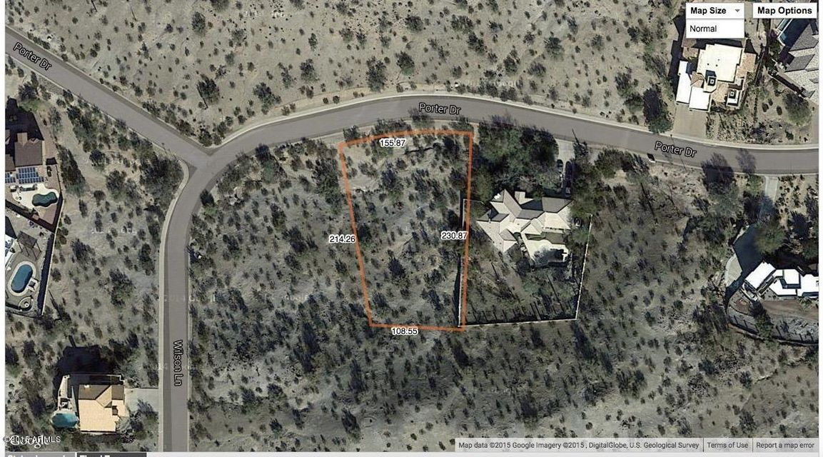 18587 W PORTER Drive Lot 100, Goodyear, AZ 85338