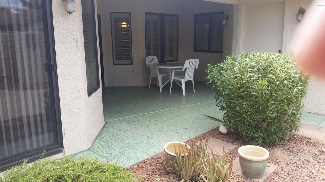 MLS 5463045 20462 N BROKEN ARROW Drive, Sun City West, AZ 85375 Sun City West AZ Two Bedroom