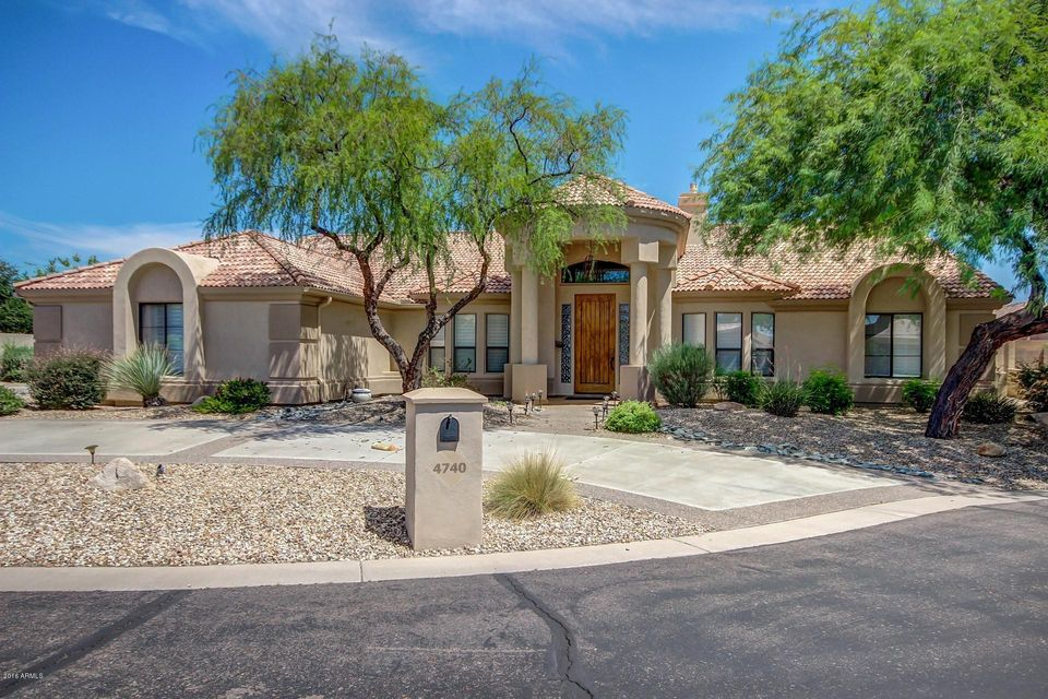 4740 W WHISPERING WIND Drive, Glendale, AZ 85310