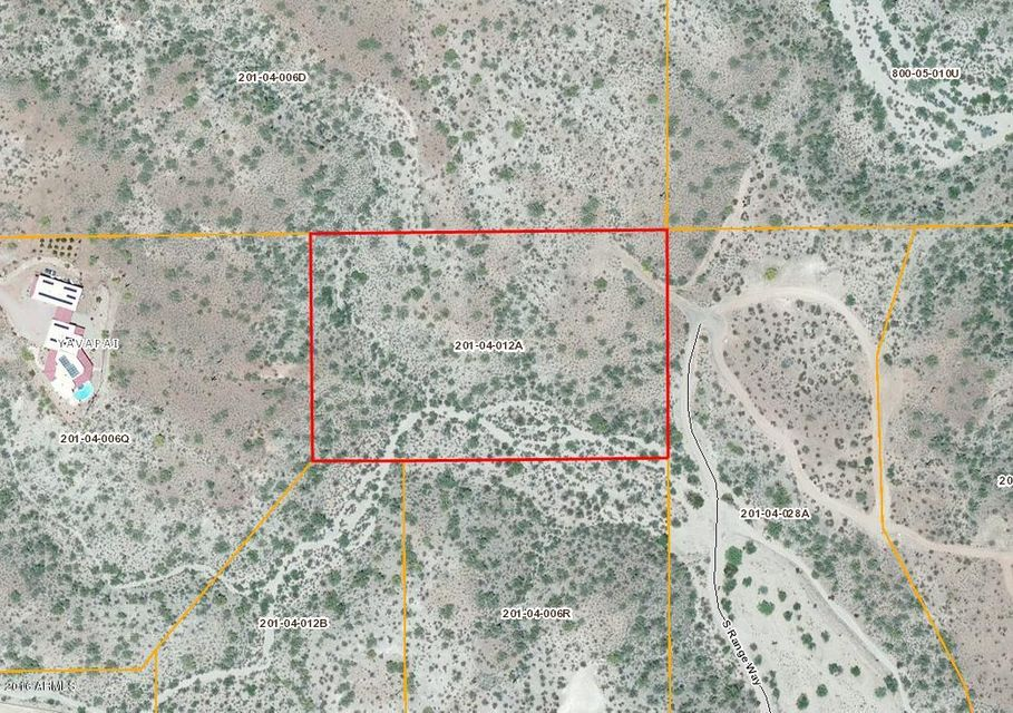 N Grantham Ranch 5+ Acres Road, Wickenburg, AZ 85390