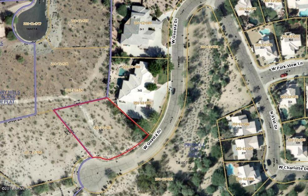 6172 W QUESTA Drive Lot 339, Glendale, AZ 85310