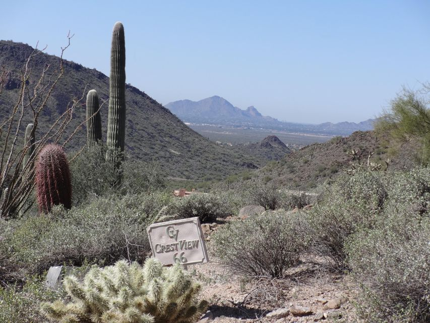 11032 N Crestview Drive Lot 66, Fountain Hills, AZ 85268