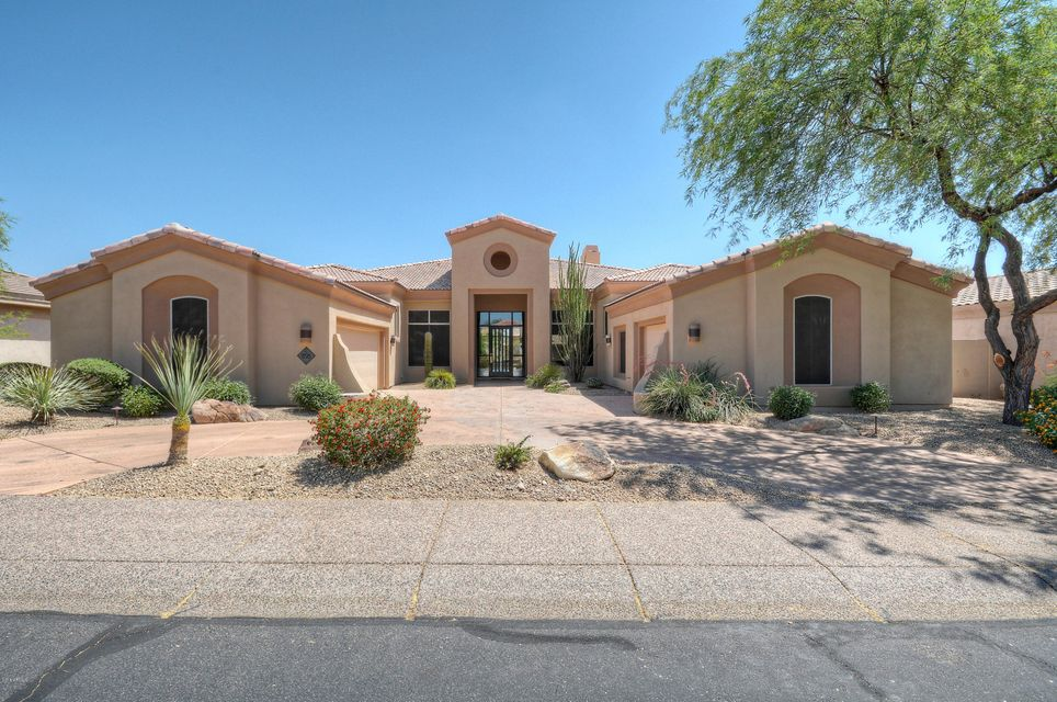 7775 E FLEDGLING Drive, Scottsdale AZ 85255