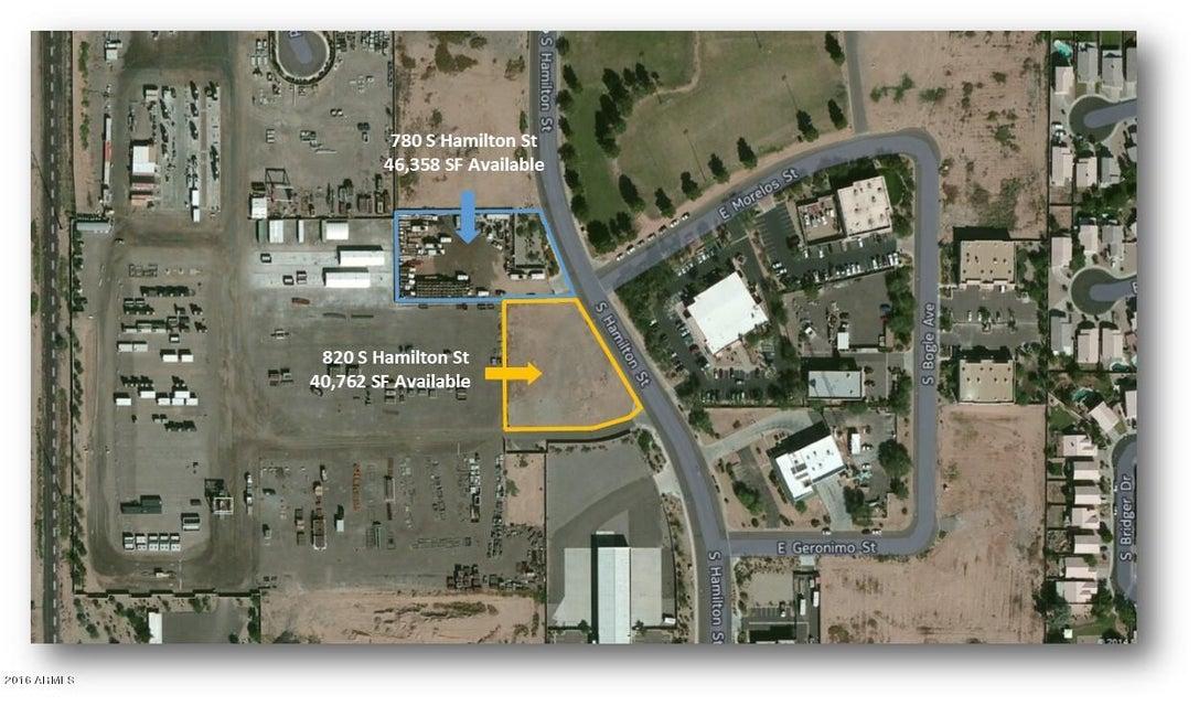 780 S HAMILTON Street Lot 3, Chandler, AZ 85225