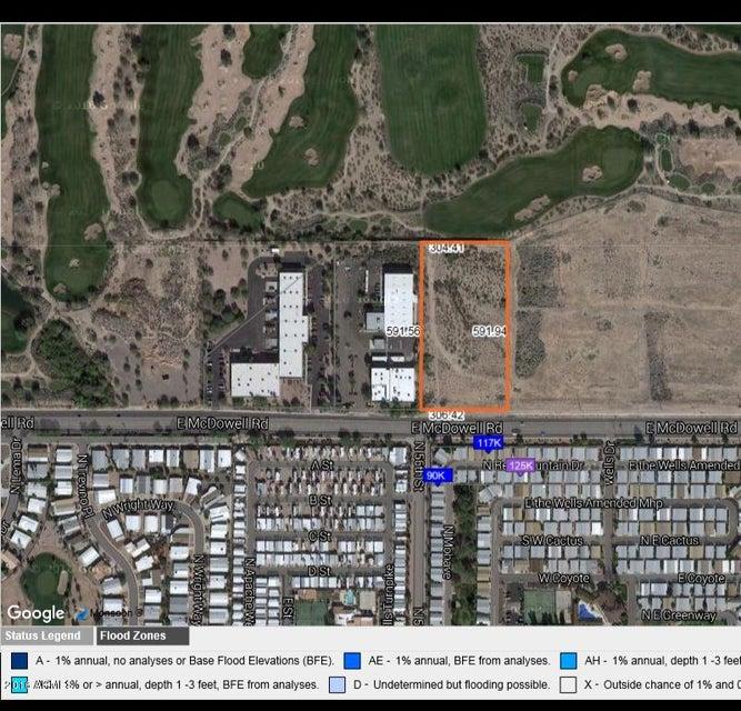 55__ E McDowell Road E Lot 1, Mesa, AZ 85215