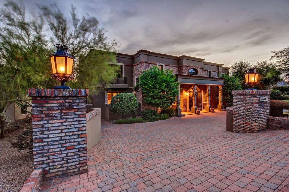 MLS 5483979 25001 N 107TH Place, Scottsdale, AZ 85255 Scottsdale AZ Troon