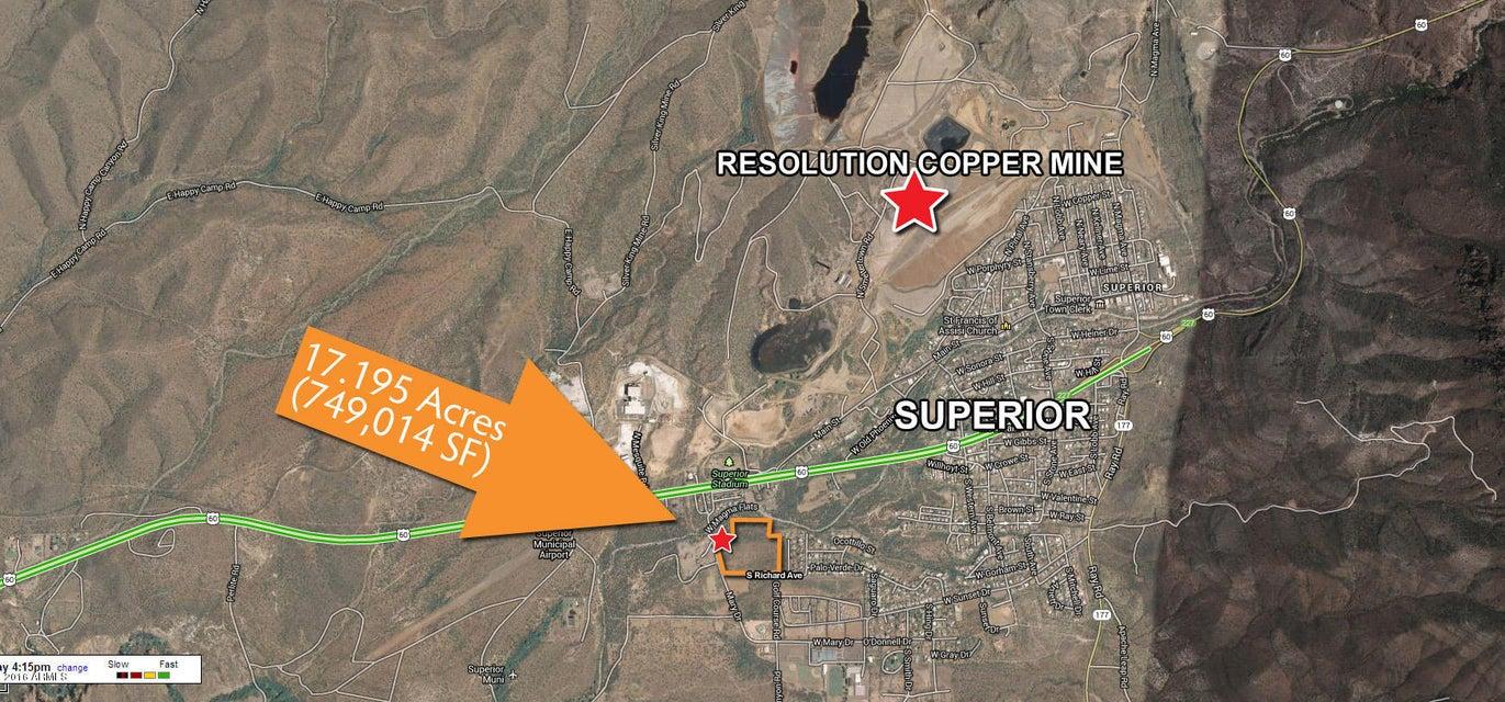 0000 MARY Drive Superior, AZ 85173 - MLS #: 4991227