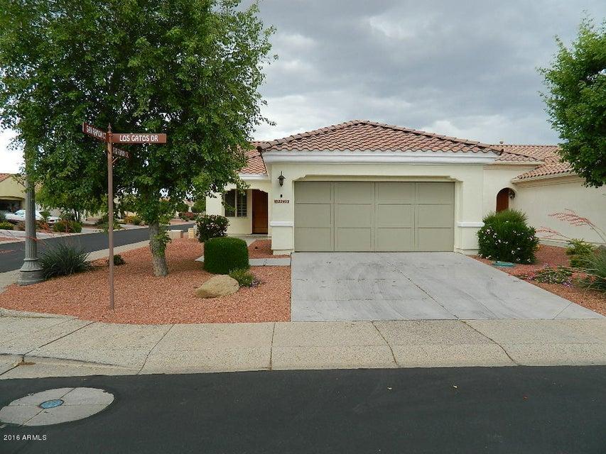 22425 N LOS GATOS Drive, Sun City West, AZ 85375