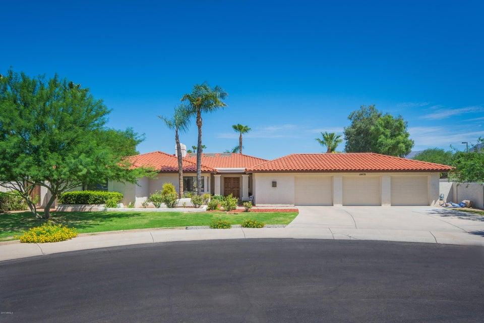10678 E CINNABAR Avenue, Scottsdale AZ 85258