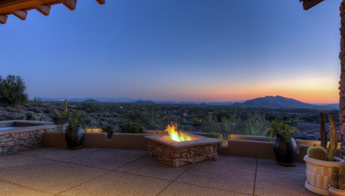 9909 E LOOKOUT MOUNTAIN Drive, Scottsdale AZ 85262