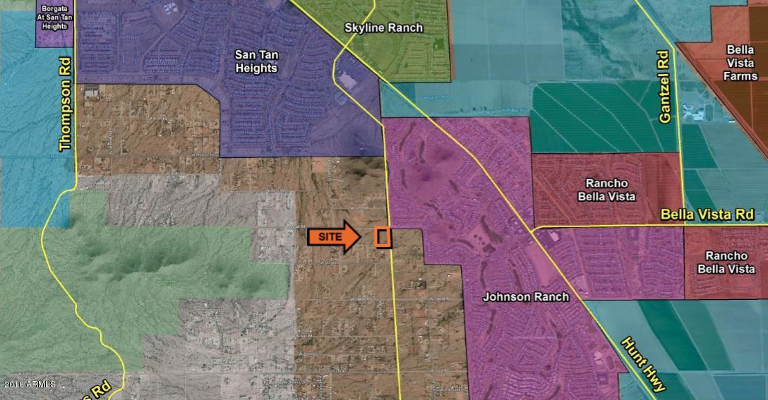 0 W Gail Road Queen Creek, AZ 85142 - MLS #: 5475998