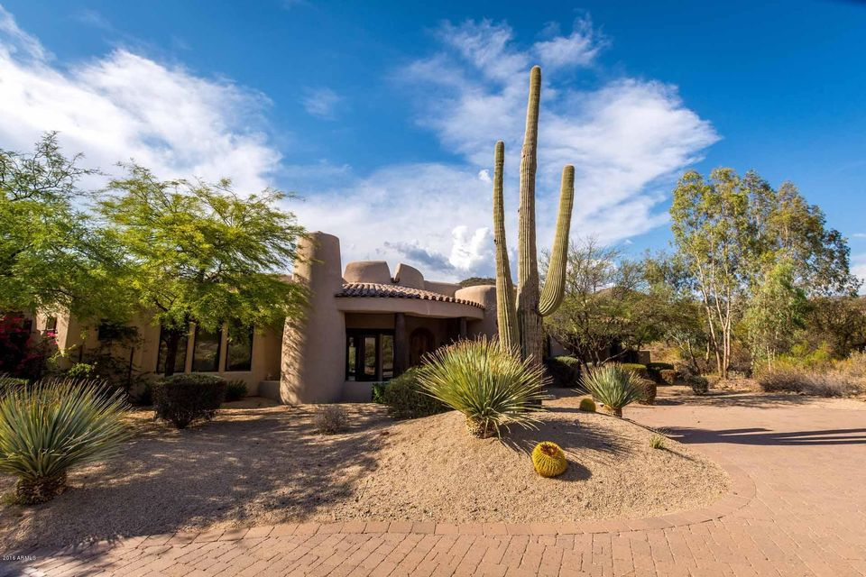 MLS 5226123 8400 E TUMACACORI Way, Carefree, AZ Carefree AZ Luxury