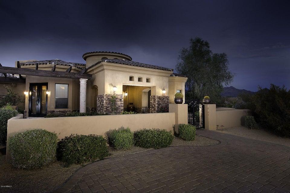 8736 E OVERLOOK Drive, Scottsdale AZ 85255