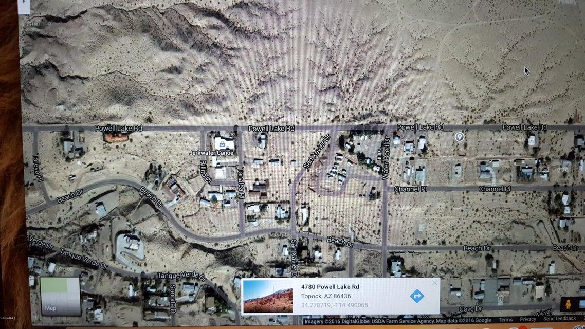 4780 E POWELL LAKE Road Lot 23, Topock, AZ 86436