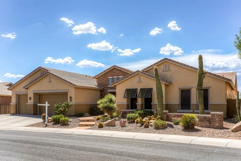 2242 W HIDDEN TREASURE Way, Anthem, AZ 85086