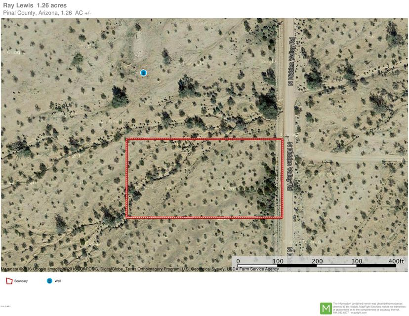 W Hidden Valley Road Lot 0, Maricopa, AZ 85139