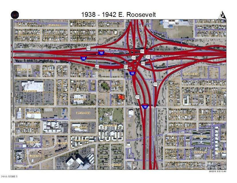1942 E ROOSEVELT Street Phoenix, AZ 85006 - MLS #: 5403009