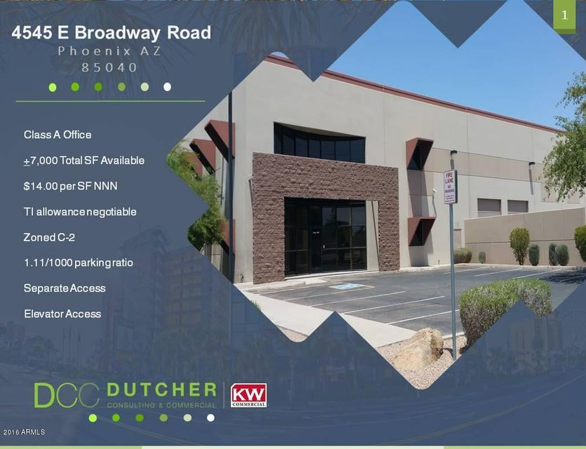 4545 E BROADWAY Road, Phoenix, AZ 85040