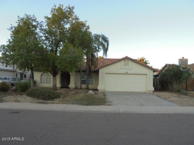750 E PALOMINO Drive, Gilbert, AZ 85296