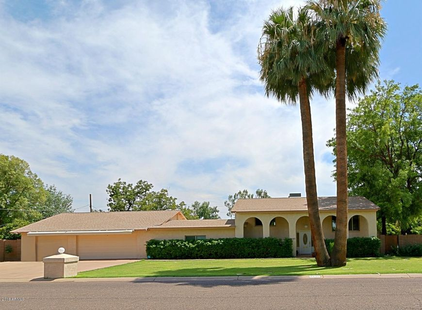 8535 E HAZELWOOD Street , Scottsdale AZ  85251
