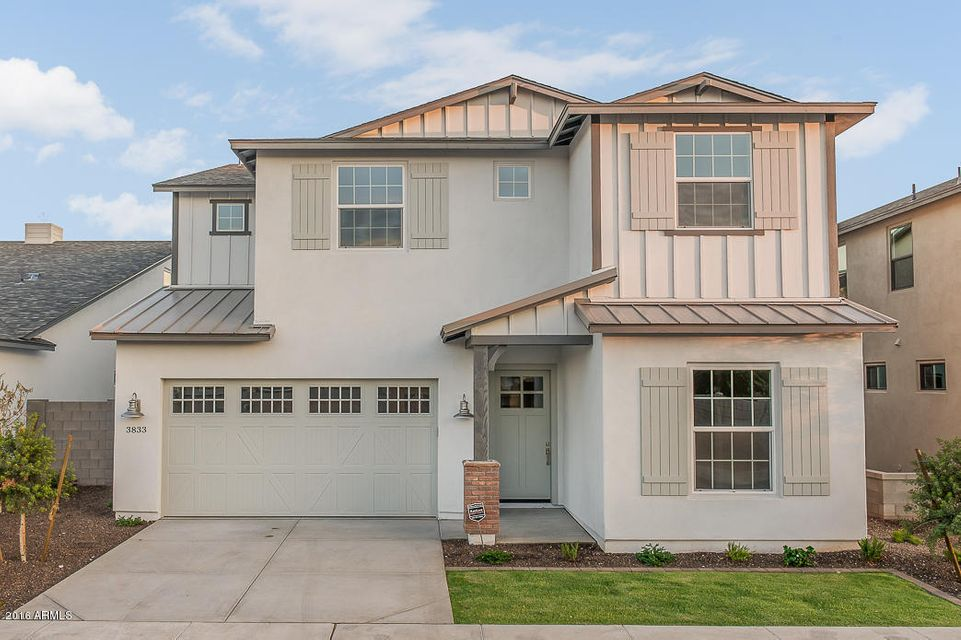 3833 E Crittenden Lane , Phoenix AZ  85018
