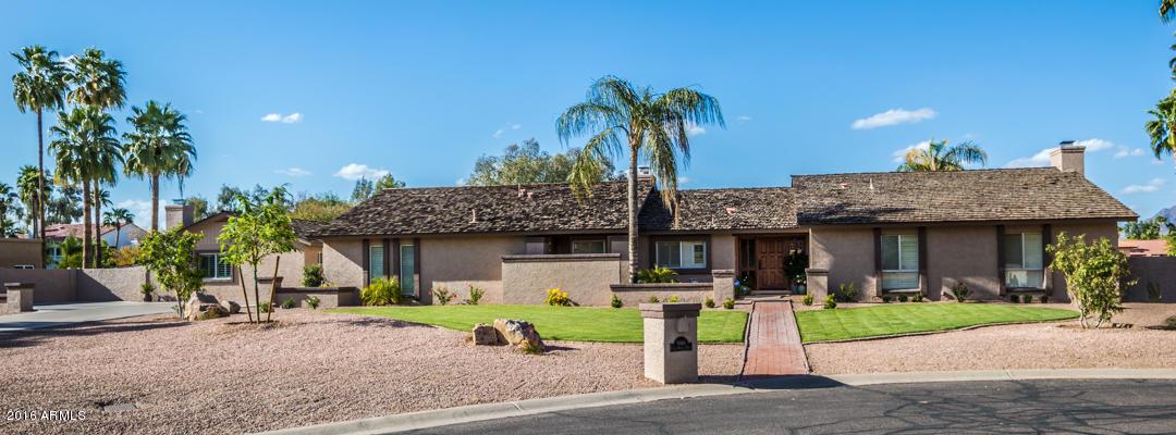 9866 E KALIL Drive, Scottsdale AZ 85260