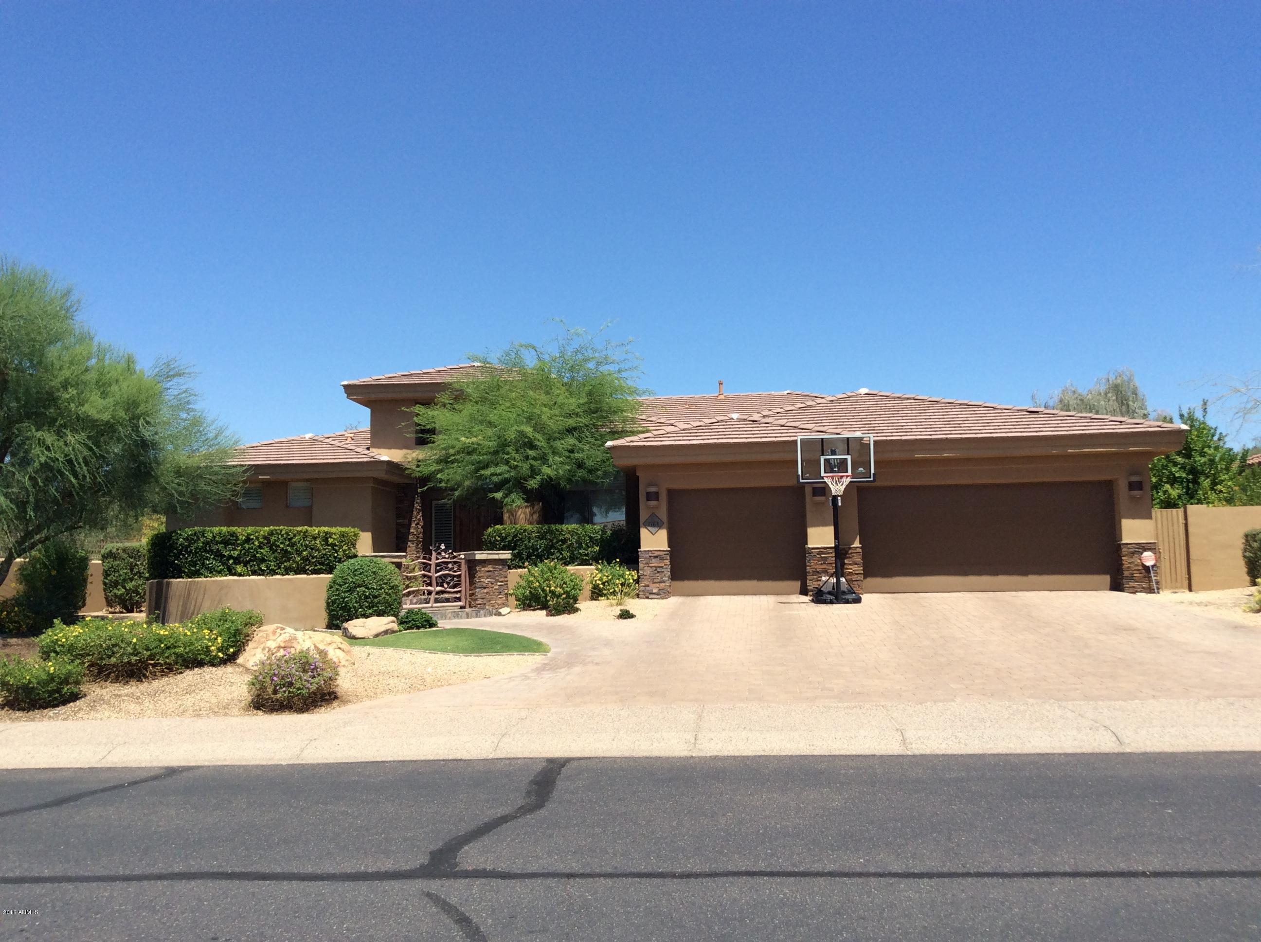 7764 E OVERLOOK Drive, Scottsdale AZ 85255