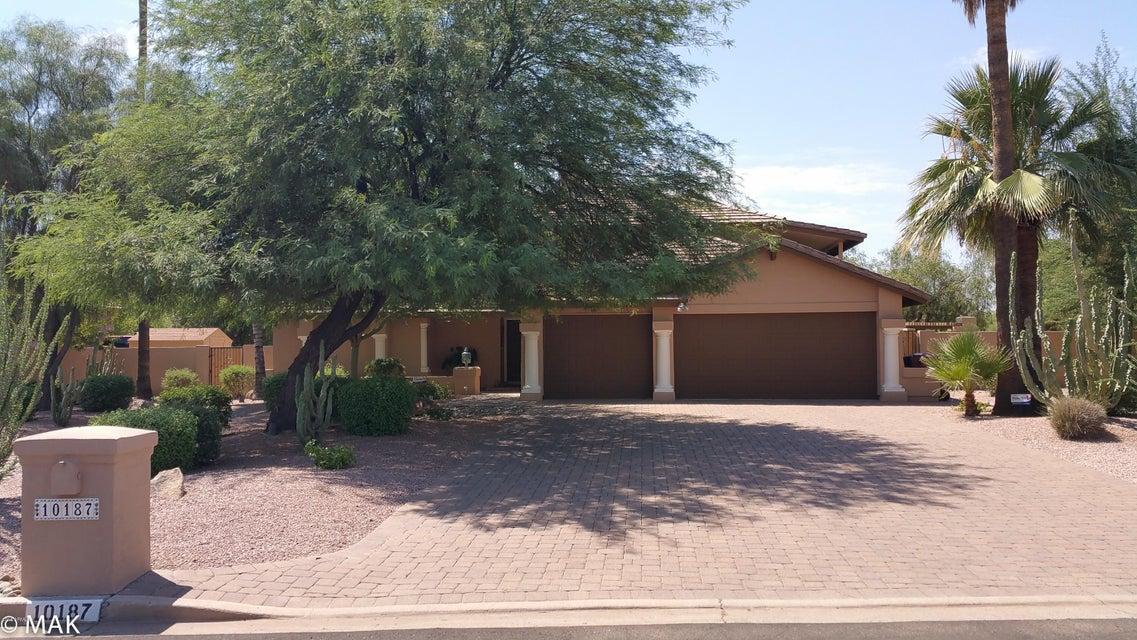 10187 E DESERT COVE Avenue, Scottsdale AZ 85260