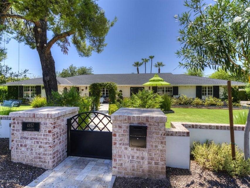 4857 E LAFAYETTE Boulevard, Phoenix AZ 85018