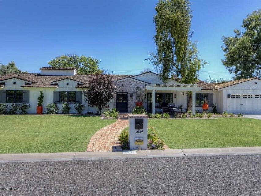 6445 E CALLE DEL MEDIA --, Scottsdale AZ 85251