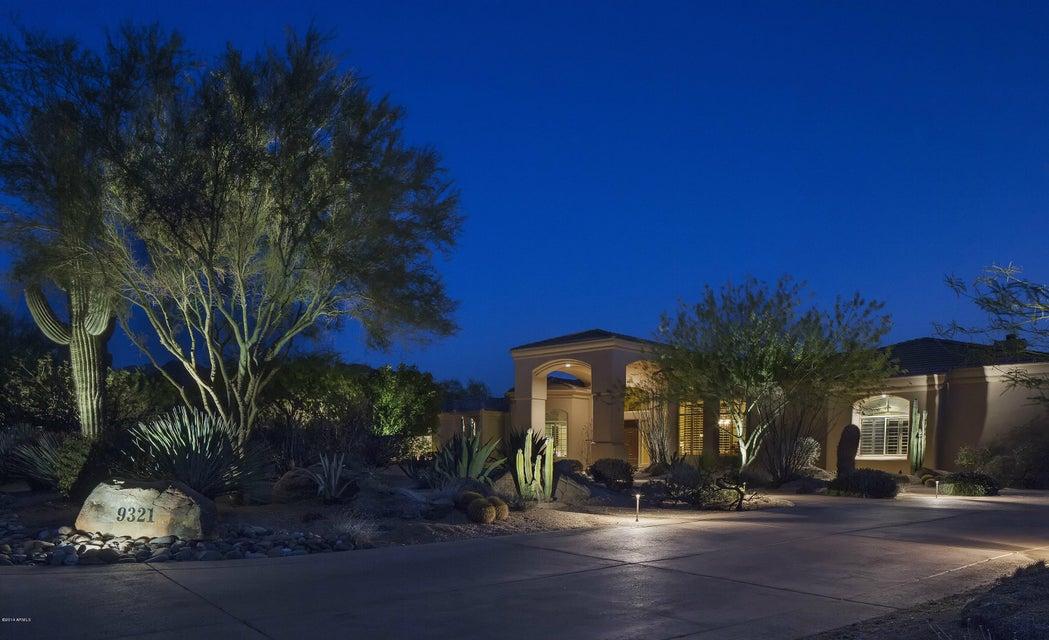 9321 E VIA DEL SOL Drive, Scottsdale AZ 85255
