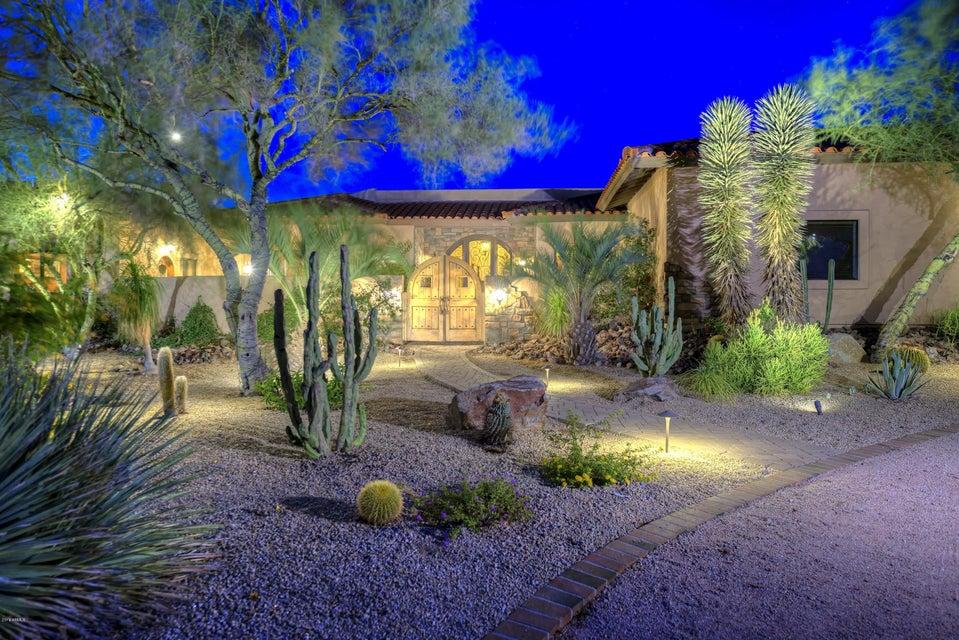 8302 E Whispering Wind Drive, Scottsdale AZ 85255