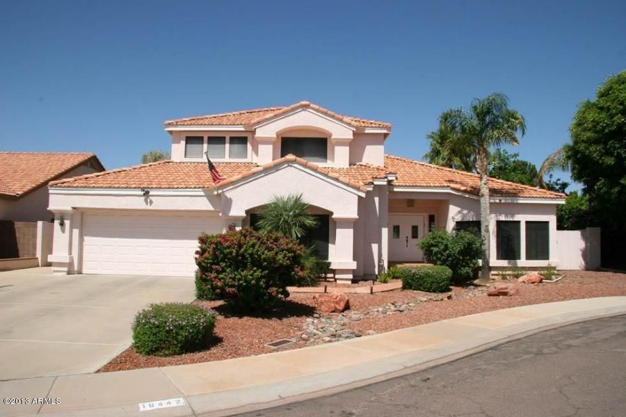 16442 N 59TH Place, Scottsdale AZ 85254