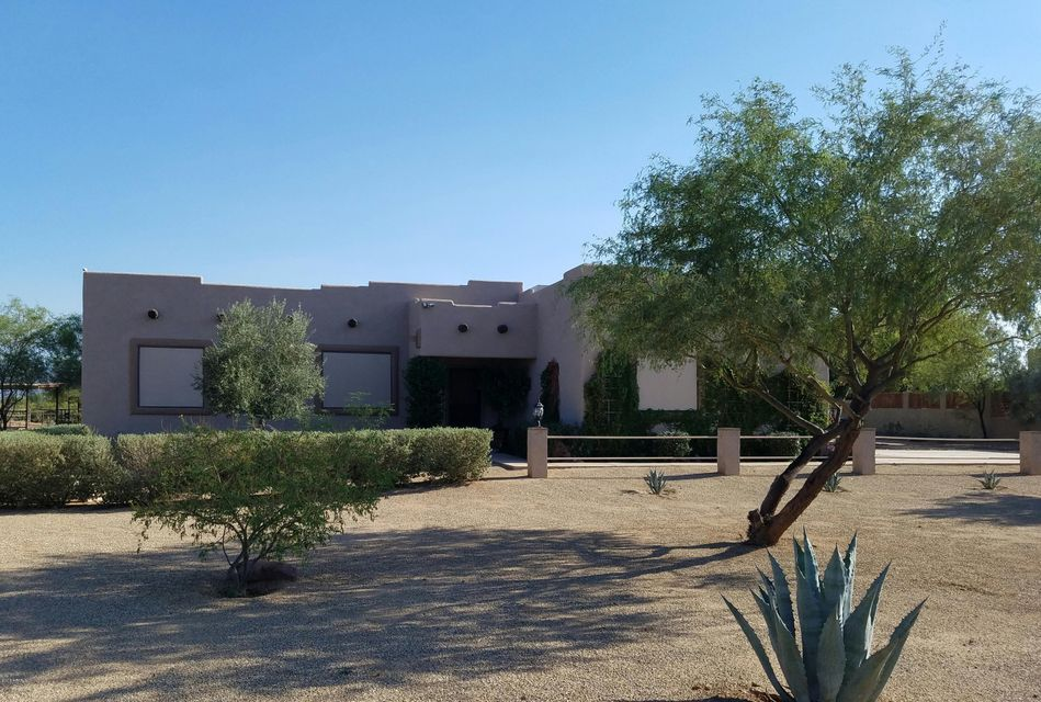 25509 W DENVER HILL Drive, Wittmann, AZ 85361