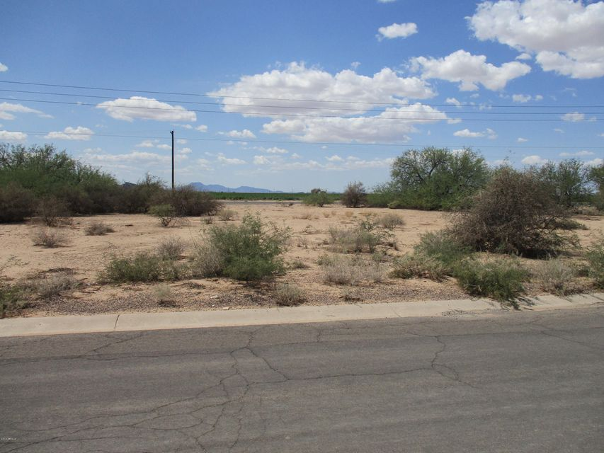 11221 W Cove Drive Lot 110, Arizona City, AZ 85123