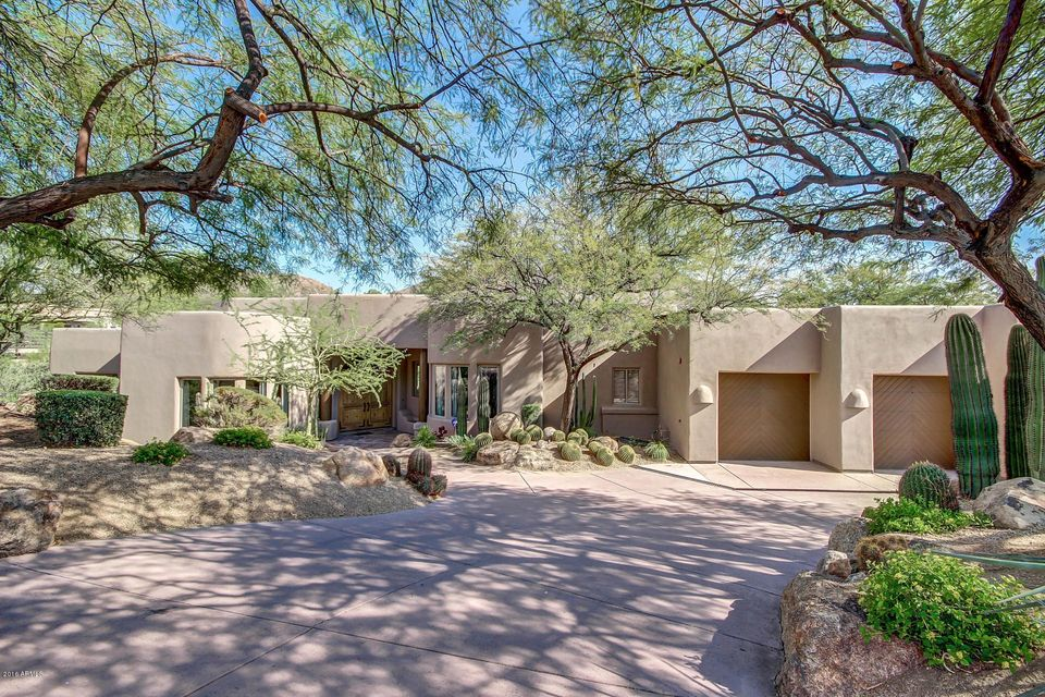 11287 E MARIPOSA GRANDE Drive, Scottsdale AZ 85255