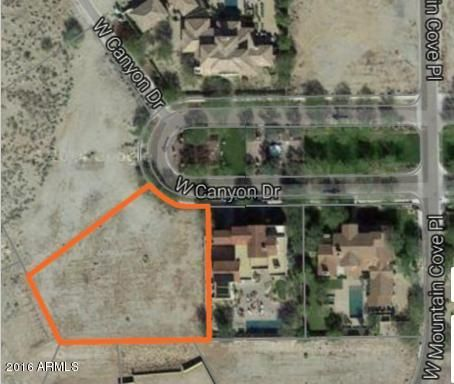 21059 W CANYON Drive Lot 50, Buckeye, AZ 85396