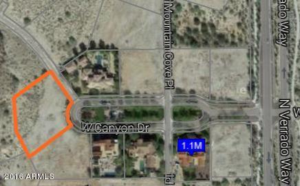 21071 W CANYON Drive Lot 51, Buckeye, AZ 85396