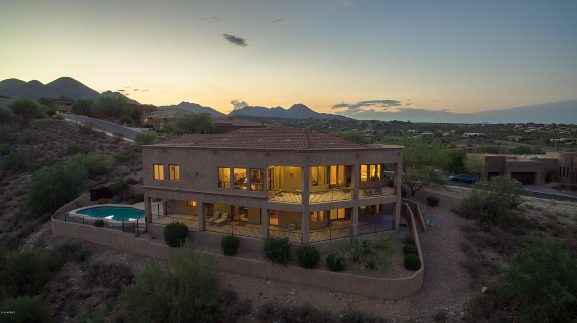 MLS 5490561 15405 E SUNDOWN Drive, Fountain Hills, AZ 85268 Fountain Hills AZ Sunridge Canyon