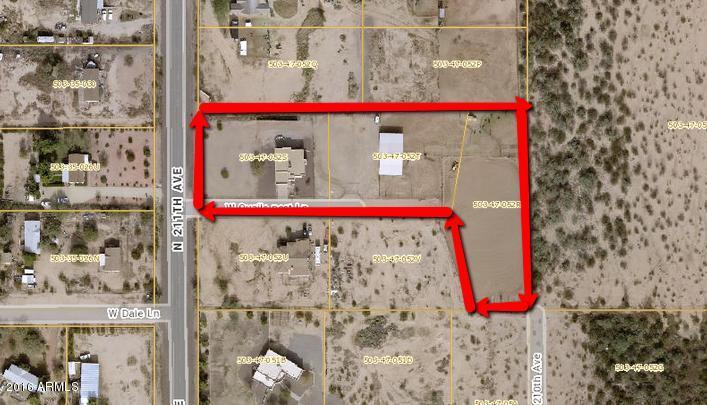 MLS 5491236 21038 W Quails Nest Lane, Wittmann, AZ Wittmann AZ Luxury
