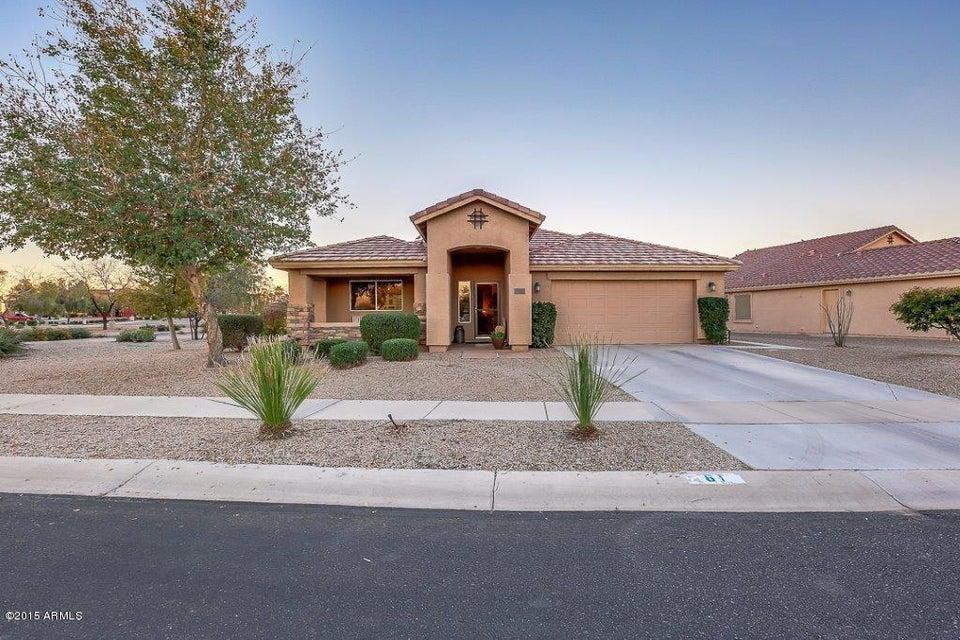 61 N SAN JUAN Trail, Casa Grande, AZ 85194