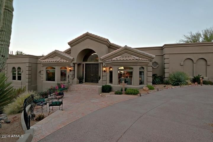 11311 E TROON VISTA Drive, Scottsdale AZ 85255