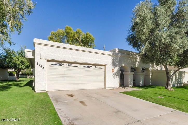 8184 E DEL CUARZO Drive, Scottsdale AZ 85258
